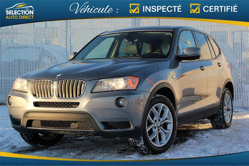 BMW X3 2014 28i xDrive  #SD15803