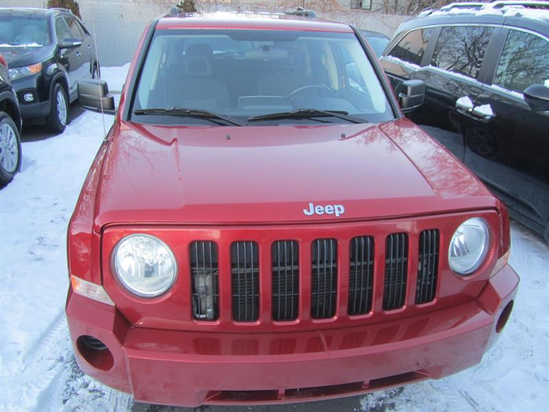 Jeep Patriot 2008 4WD 4dr NORTH EDITION 4X4 TOIT OUVRANT #4400