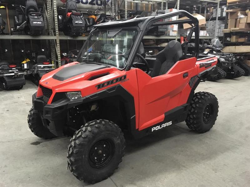Polaris General 1000 Limited EPS 2018