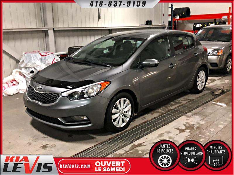 Kia Forte 5-door 2016 LX-PLUS-MANUEL-FULL-MAGS 16'' #1501
