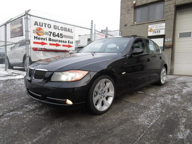 2008 BMW 3 Series 4dr 335xi AWD,M SPORT PACKAGE,TOIT OUVRANT, #18-1562