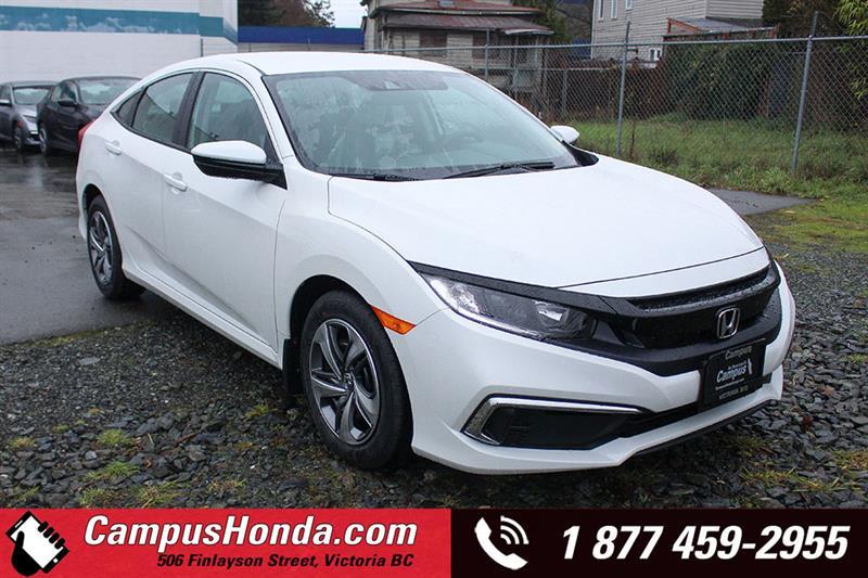 2019 Honda Civic LX #19-0175