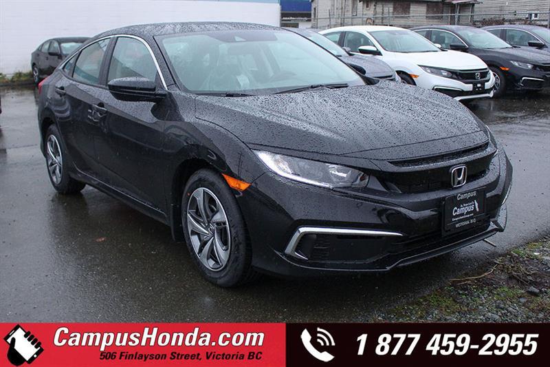 2019 Honda Civic LX #19-0177