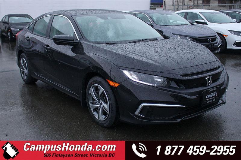 2019 Honda Civic LX #19-0181