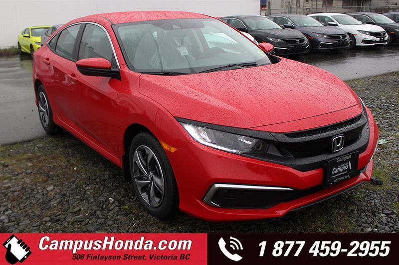 2019 Honda Civic LX #19-0157