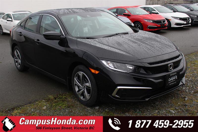 2019 Honda Civic LX #19-0169
