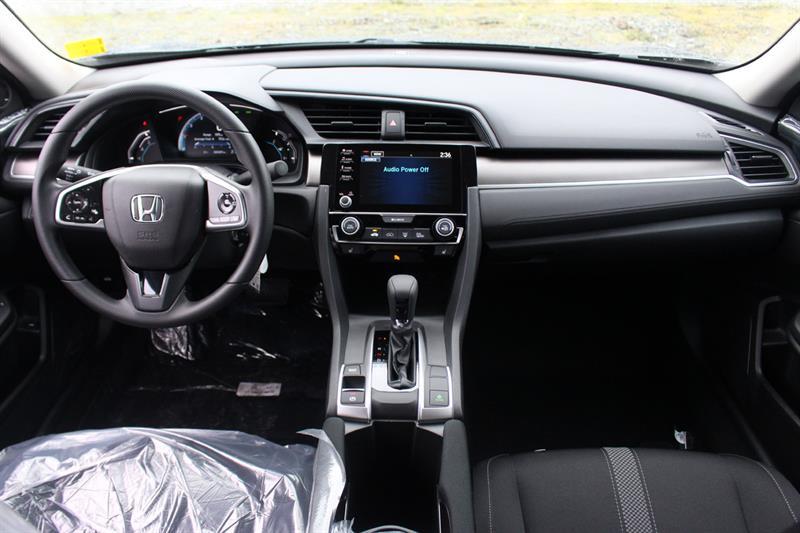 2019 Honda Civic LX #19-0170