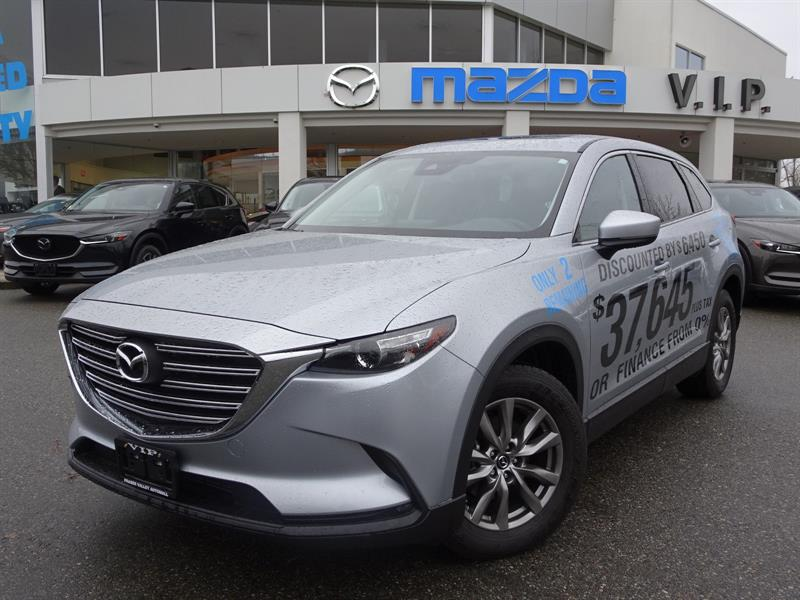 2018 Mazda CX-9 GSL #8286