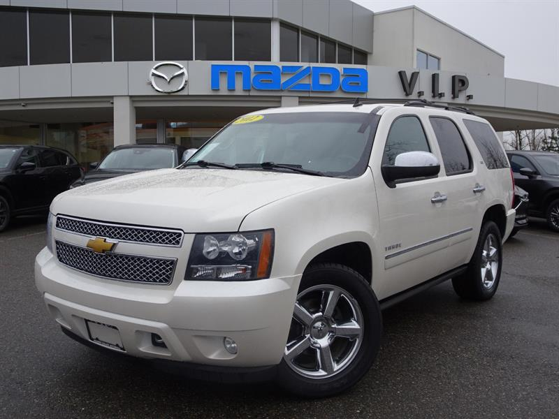 2012 Chevrolet Tahoe LTZ, LEATHER #8404A