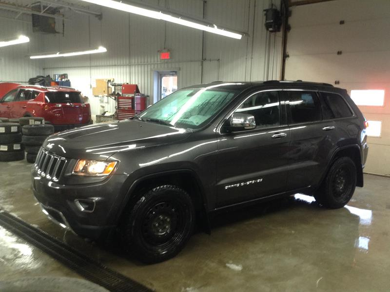 Jeep Grand Cherokee 2015 Limited #80484-1