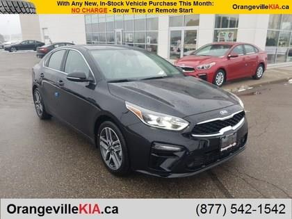 2019 Kia Forte Sedan EX Limited Auto - All-New for 2019 #92014