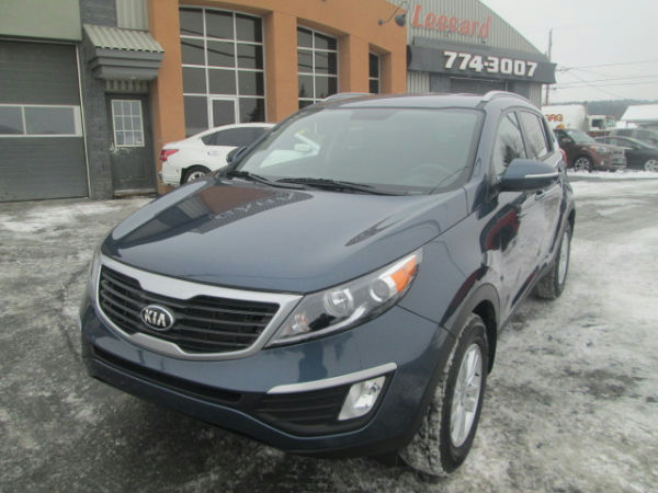2013 kia sportage lx auto fwd r parer used for sale in for Garage daniel auto