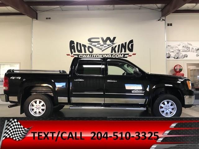 2011 GMC Sierra 1500 SL / Nevada Edition / Low Kms / Crew/Financing #20042323