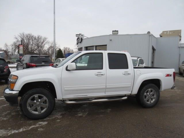 2012 Chevrolet Colorado LT Z71 CREW - LOW KMS #3914