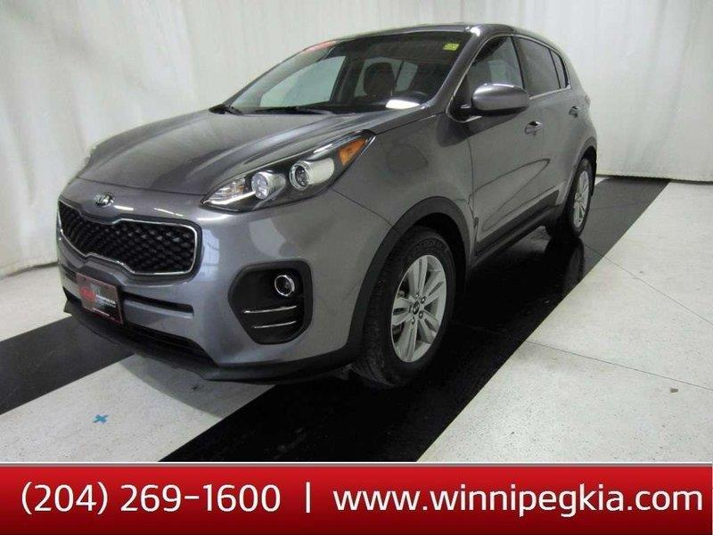 2017 Kia Sportage LX, HEATED SEATS, BACK UP CAMERA #19KS05652A