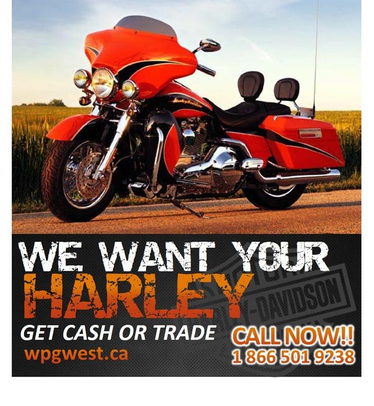 2015 Harley Davidson Other WANTED - WE BUY FOR CASH AND/OR TAKE THEM ON TRADE #WANTED