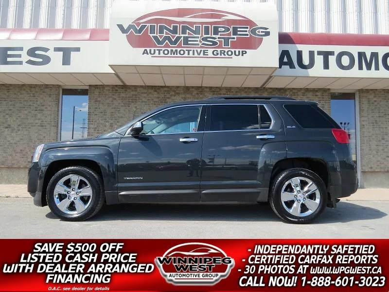 2014 GMC Terrain SLE-2 AWD, HEATED SEATS, BLUETOOTH, MB #GNW4604