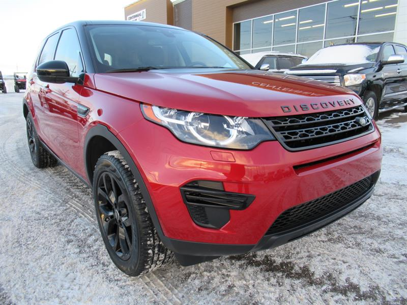 2016 Land Rover Discovery Sport AWD | Leather | Sunroof #U658A