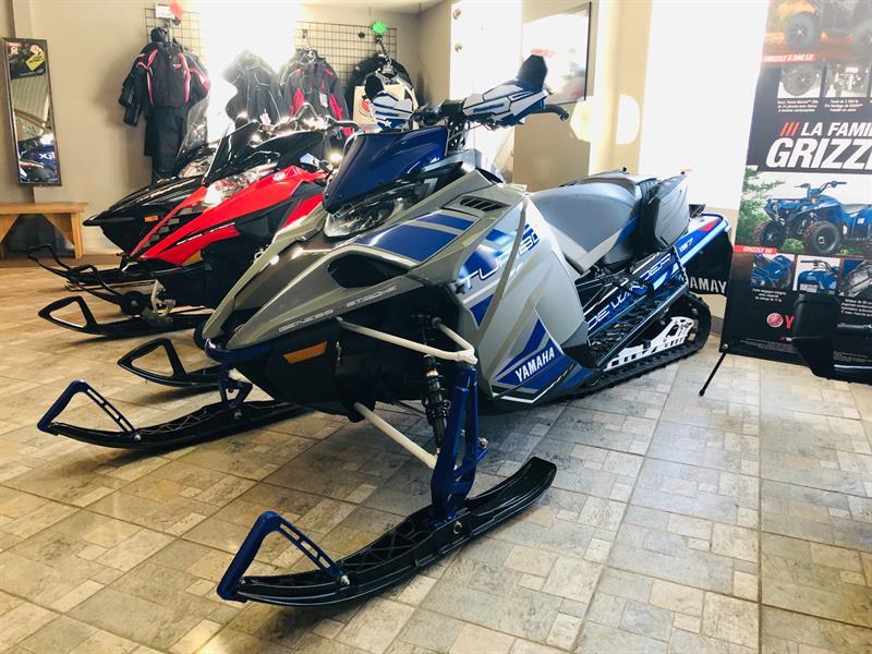 Yamaha Sidewinder STX DX 137x1.25 2018