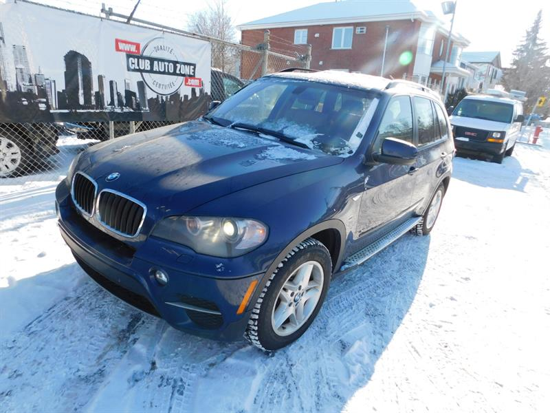 2011 BMW X5 AWD 35i AUTOMATIQUE TOIT PANORAMIQUE #BL405765