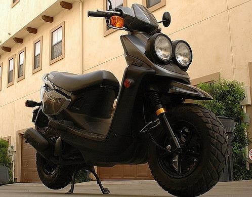 Yamaha BWs 50 2019  *20.00 PAR SEM.