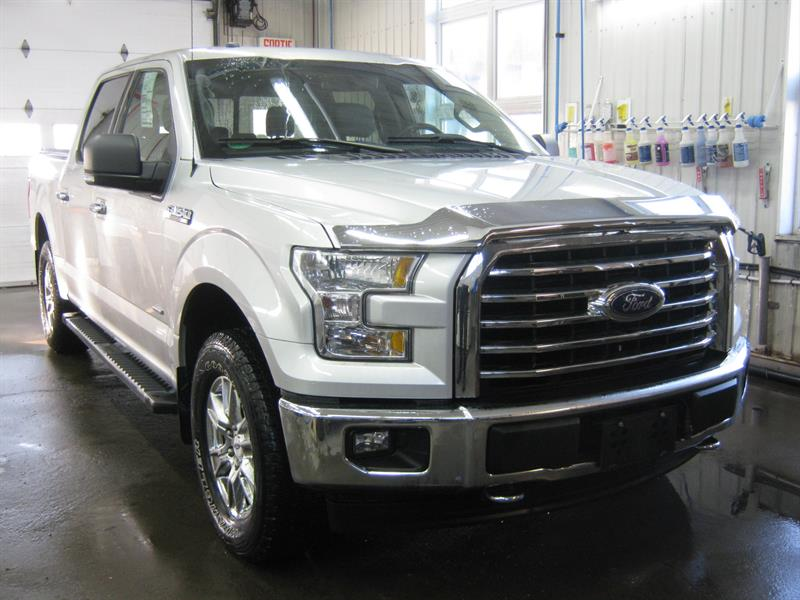 Ford F-150 2017 4WD SuperCrew 145 #MI156