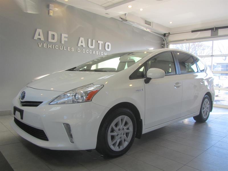 2014 Toyota Prius V HYBRID CAMÉRA DE RECUL #4391