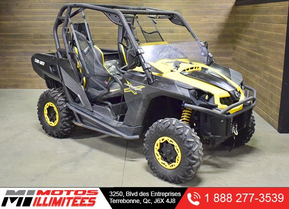 Can-am Commander 1000 X 2012