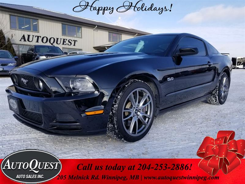 2014 Ford Mustang GT #4912