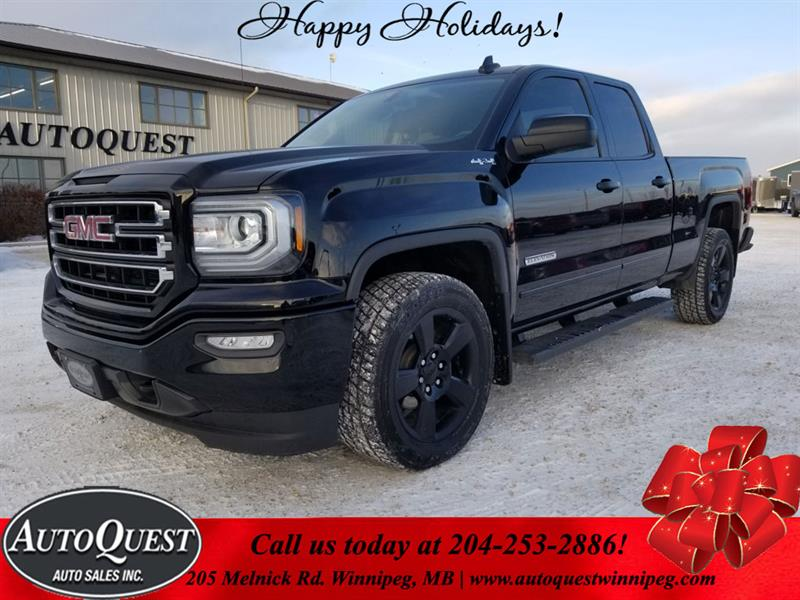 2017 GMC Sierra 1500 Elevation 4WD Double Cab  #3299