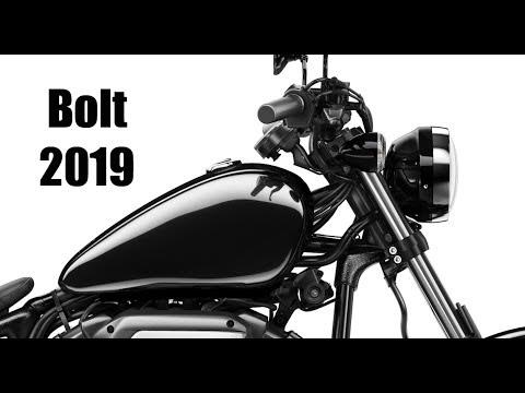 Yamaha Bolt 2019