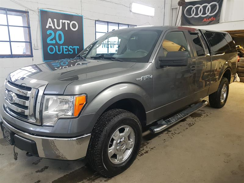 Ford F-150 2010 4WD SuperCab 145 #A-18101