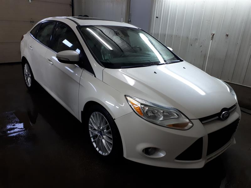 Ford Focus 2012 SEL #CONS-E3