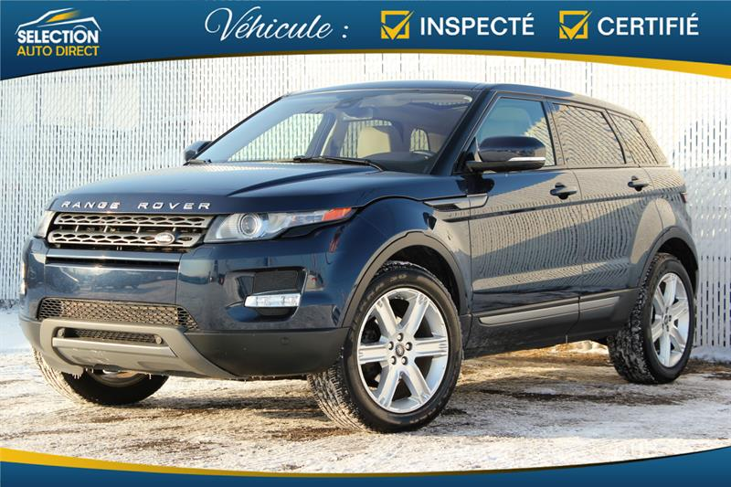 Land Rover Range Rover Evoque 2013 Pure Plus #S722398