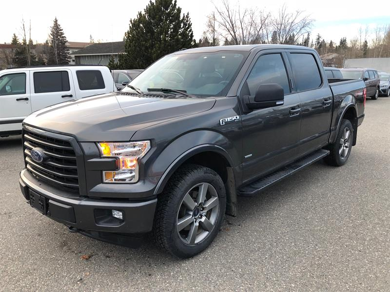 2017 Ford F-150 FX4 SuperCrew #PK2599