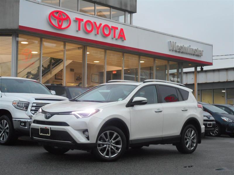 2016 Toyota RAV4 Limited #P6756T