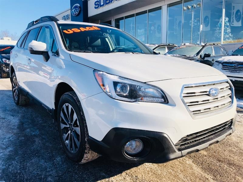 Subaru Outback 2017 3.6R Limited w/Technology Package #15755A