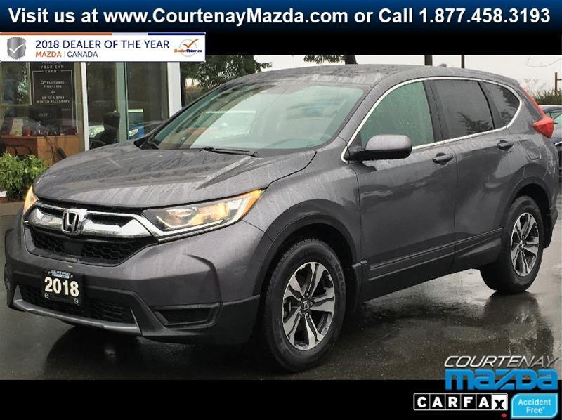 2018 Honda CR-V Touring AWD #P4762