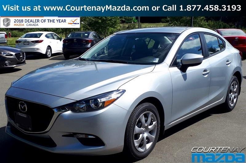 2018 Mazda MAZDA3 GX at #18MZ34475