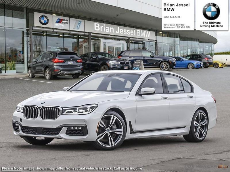 2019 BMW 7 Series 750i xDrive Sedan #8318RX94340500
