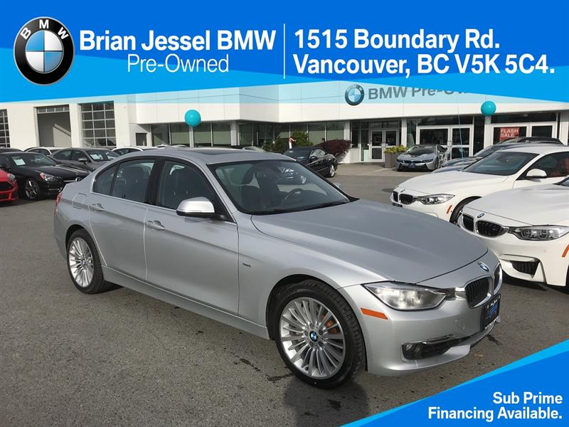 2012 BMW 3 Series 335i Sedan Luxury Line #BP709910