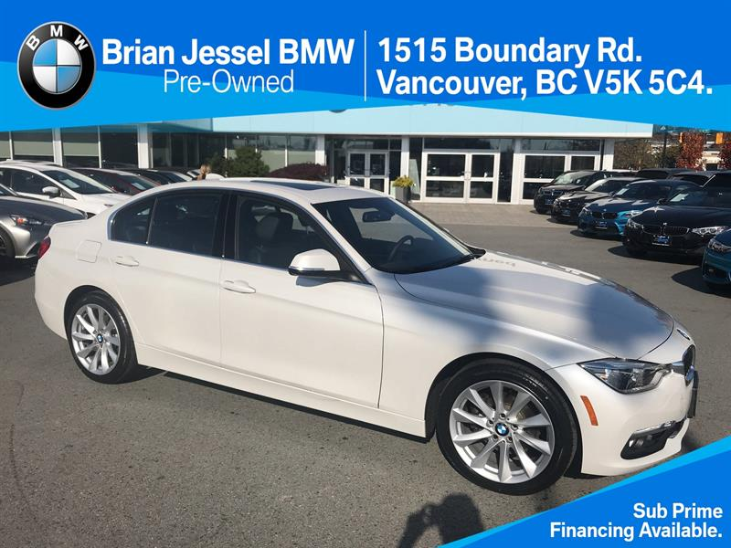 2016 BMW 3 Series 328I xDrive Sedan (8E37) #BP7242