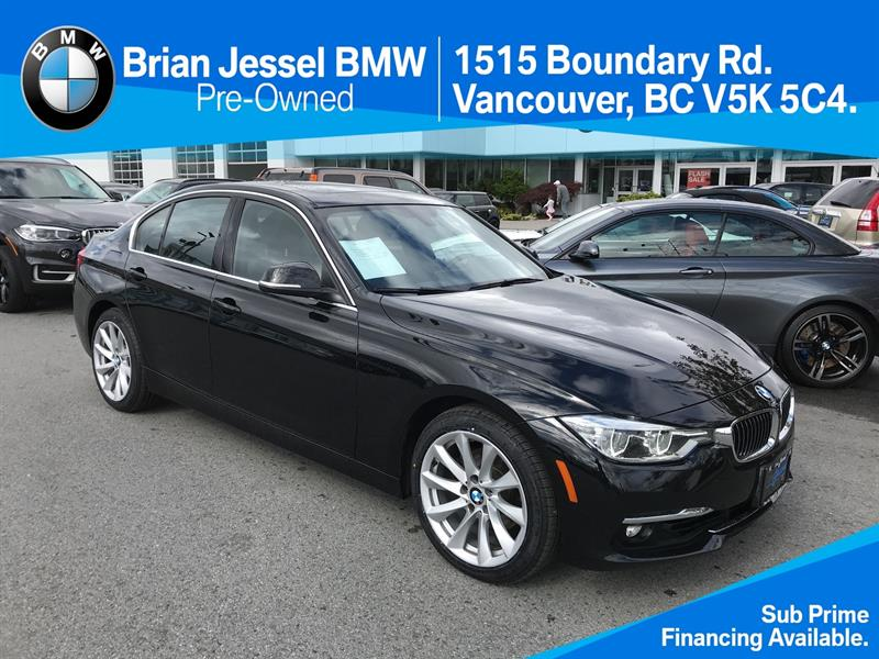 2016 BMW 3 Series 328I xDrive Sedan (8E37) #BP7150