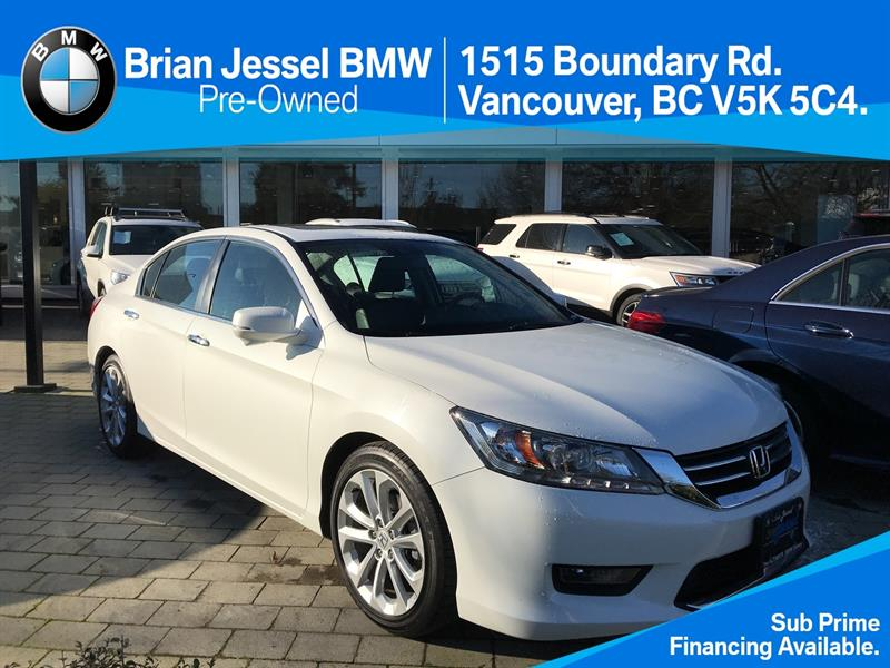 2014 Honda Accord Sedan L4 Touring CVT #BP741010