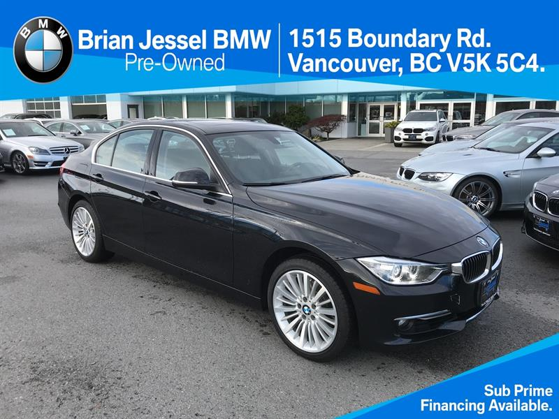 2014 BMW 3 Series 328I xDrive Sedan #BP7413
