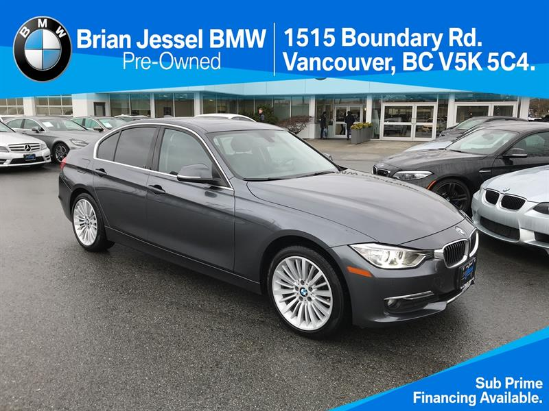 2014 BMW 3 Series 328d xDrive Sedan #NK147480