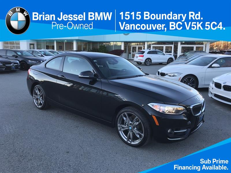 2015 BMW 2 Series 228i xDrive Coupe #BP7364