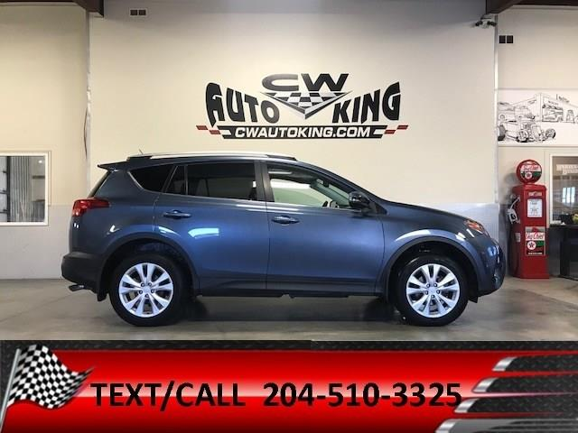 2013 Toyota RAV4 Limited / Fully Loaded / Local / No Accidents #20042333