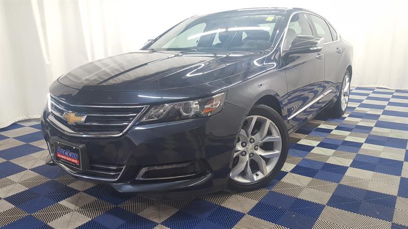 2014 Chevrolet Impala 2LZ/NAV/BACK UP CAM/LEATHER/SUNROOF #14B515137A