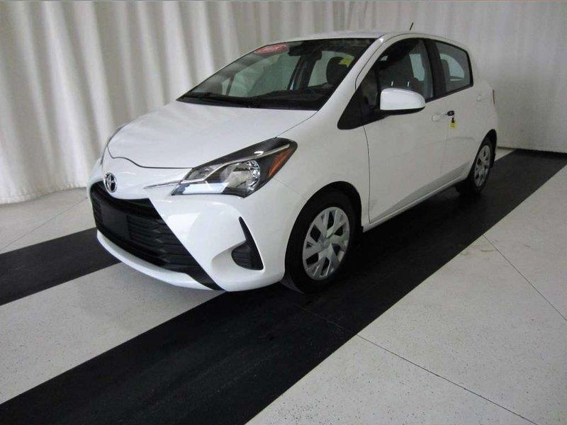 2018 Toyota Yaris LE, BACK UP CAMERA, HEATED SEATS #18TY86733